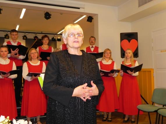Dirigent Silja Tammeleht