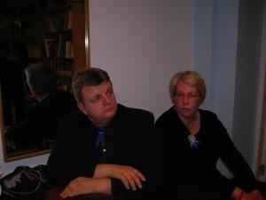 Lauluperekond Sass ja Lea Torjus