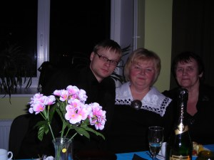 Kolm dirigenti. Jaanus Väljaots, Tiiu Tikkerber, Silja Tammeleht