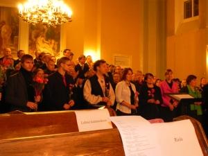 Tänud dirigentidele