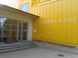 LAGEDI kast